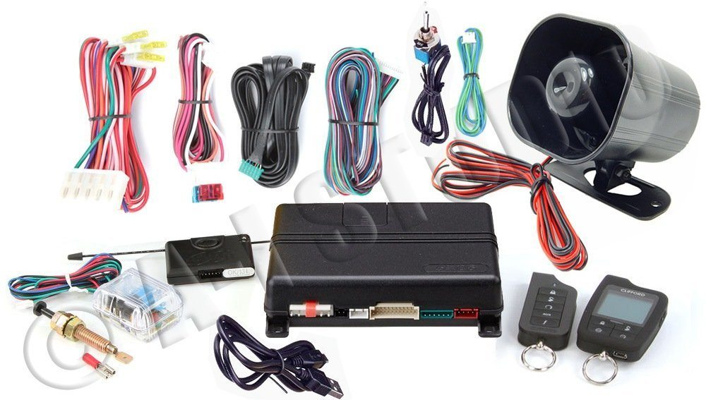 clifford 5906x 2way car alarm system