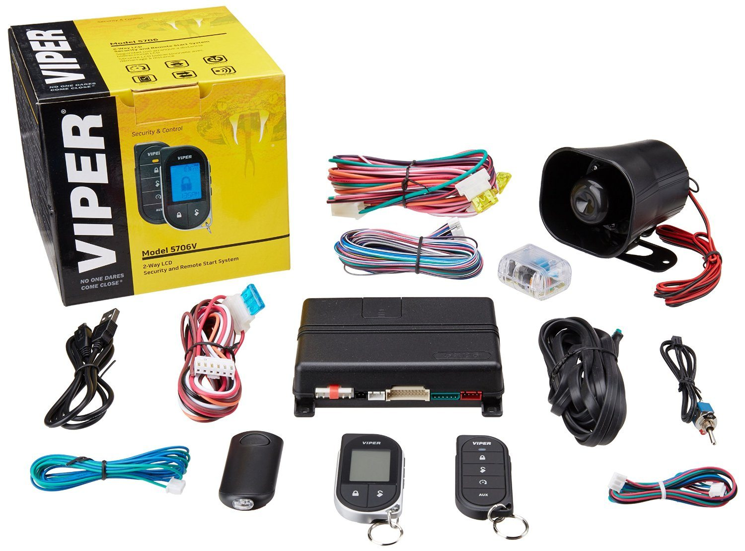 Diagram 6 Best Car Alarm Systems And Remote Control Starters 2018