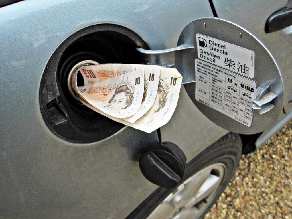 calculate gas mileage mpg