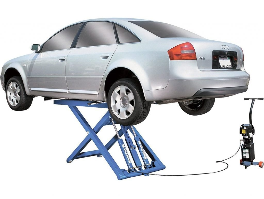 Best Car Lifts for Home or Professional Garages - 2 Post ...