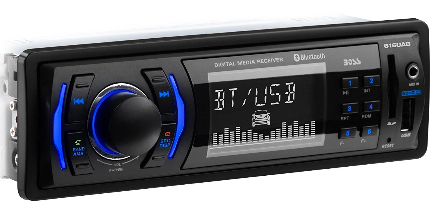 6 Best Single Din Radio Head Units With The Highest