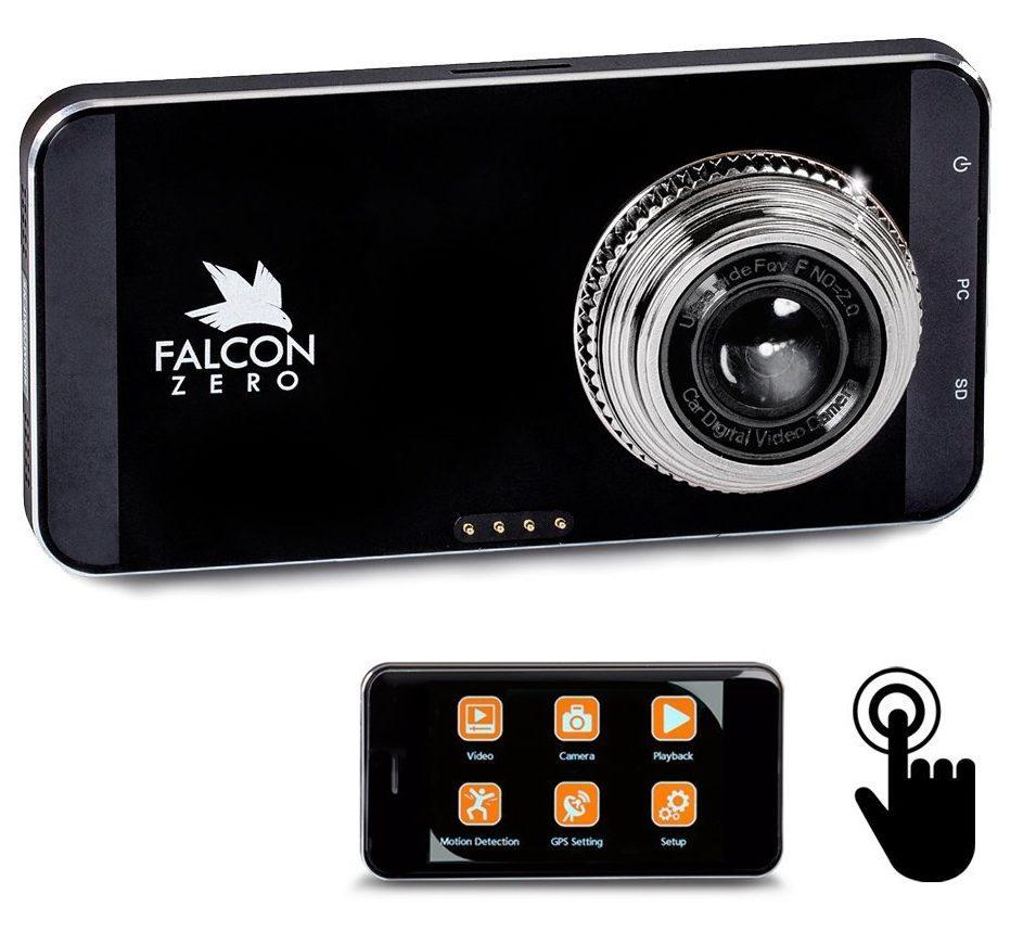 Falcon Zero Touch PRO HD Dash Cam Review