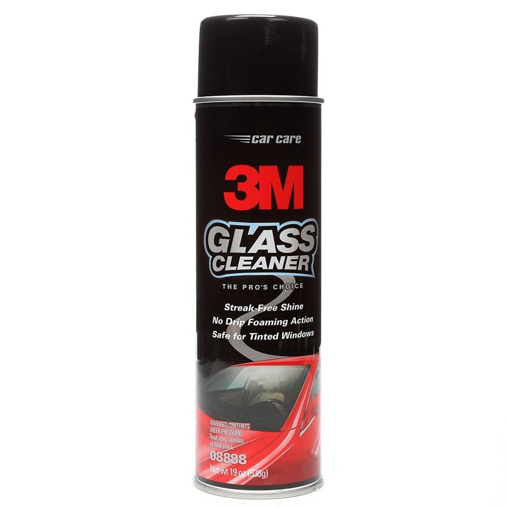 5 best car window glass cleaner 2018 safe for tinted windows for Window cleaner