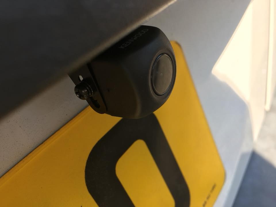 Aftermarket Backup Camera