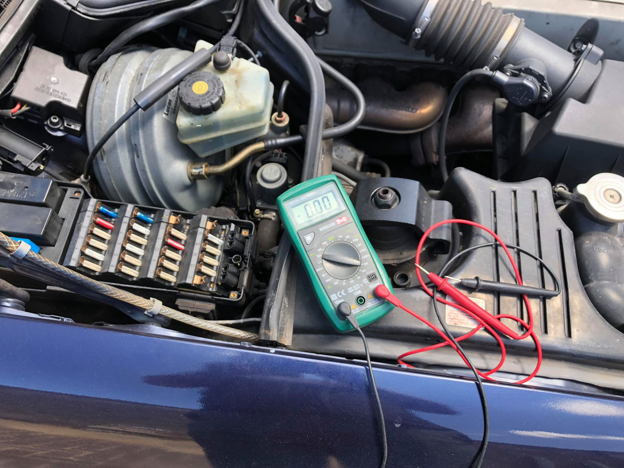 The Best Automotive Multimeter 2018 Digital Used For Cars Electrical Wiring