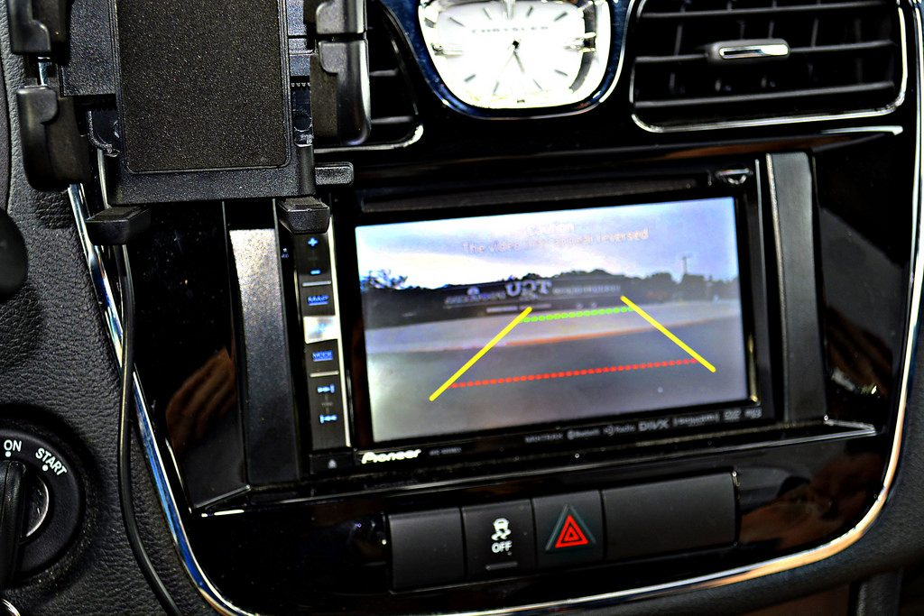 Best Aftermarket Backup Camera 2019 Wifi Stereo Amp Rear