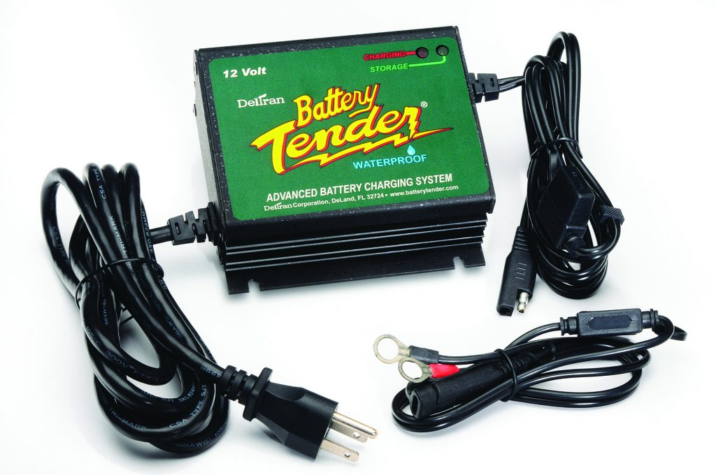 best car battery tender