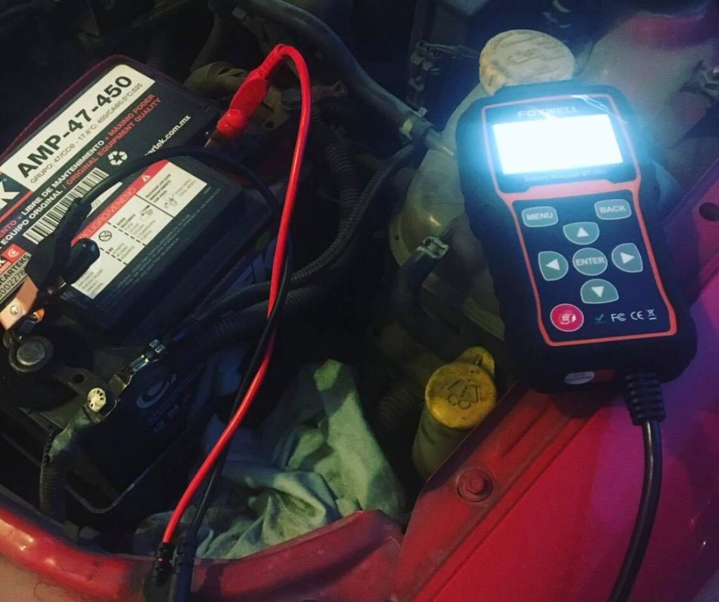 Best Car Battery Tester 2019 [Alternator & Load Tester]
