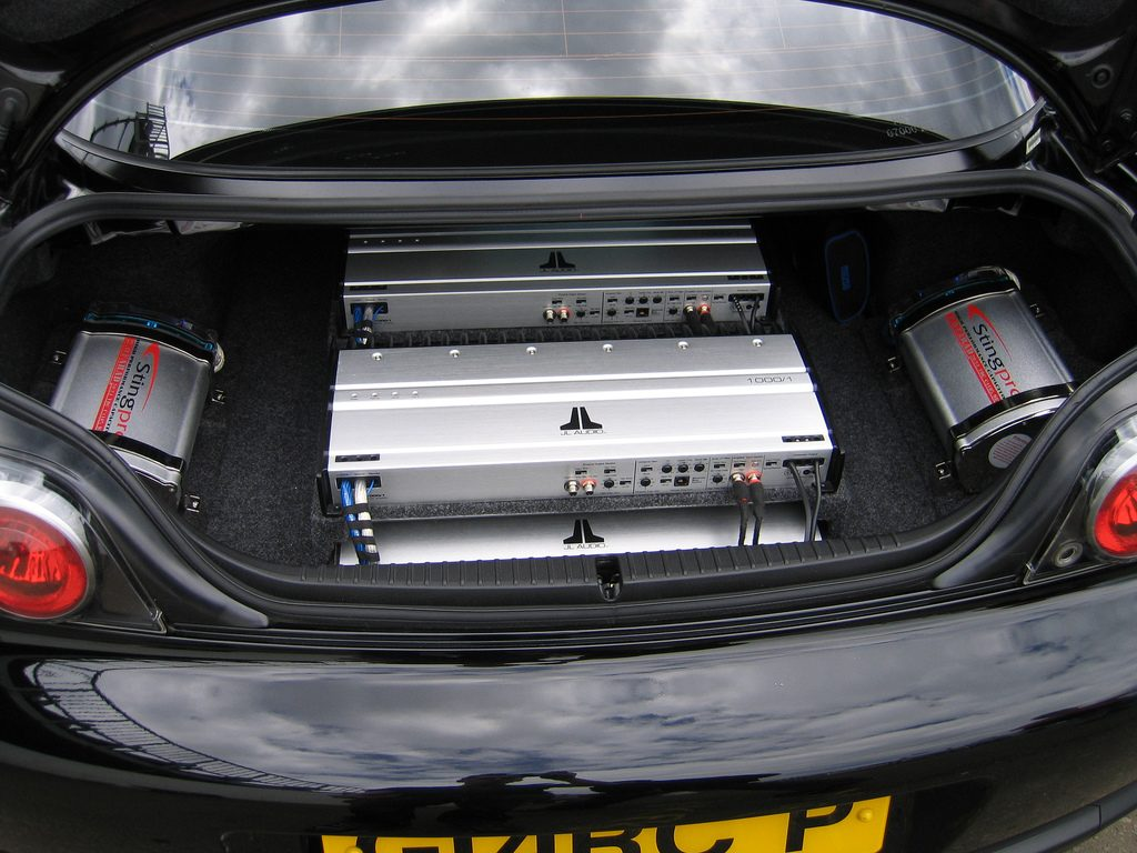 car amps for high quality music