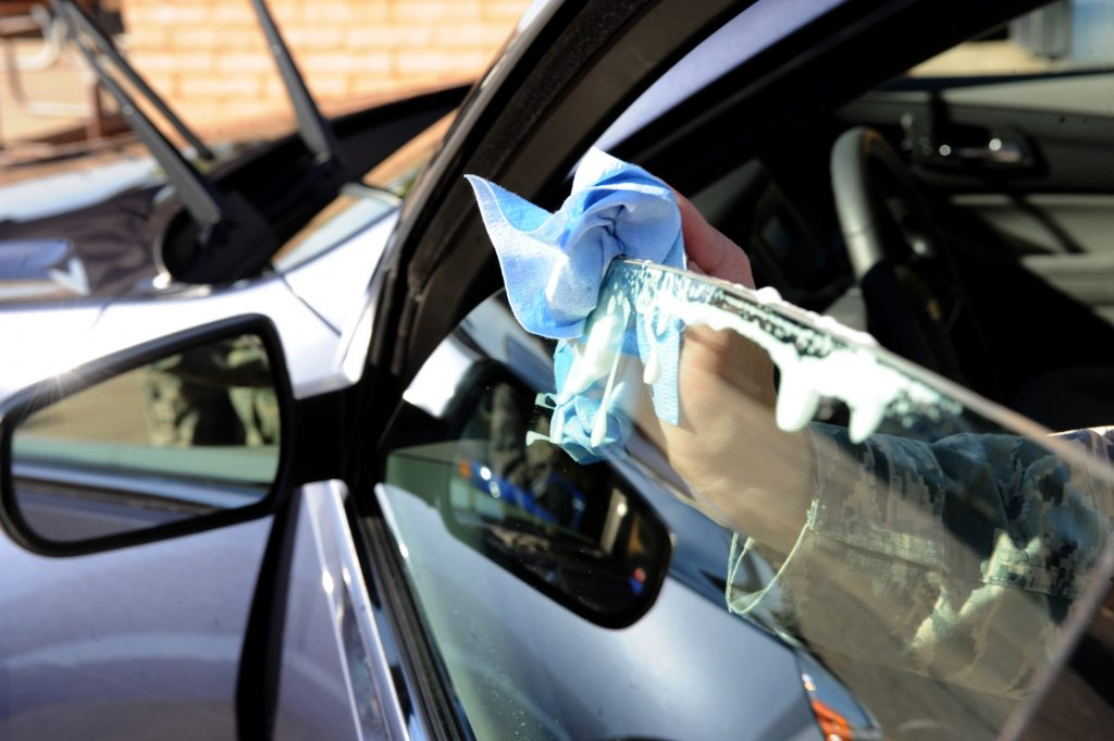 best glass cleaner for car windows