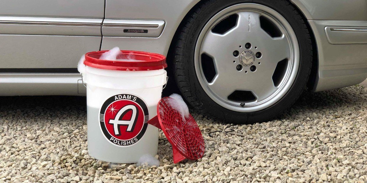 Best Car Wash Bucket