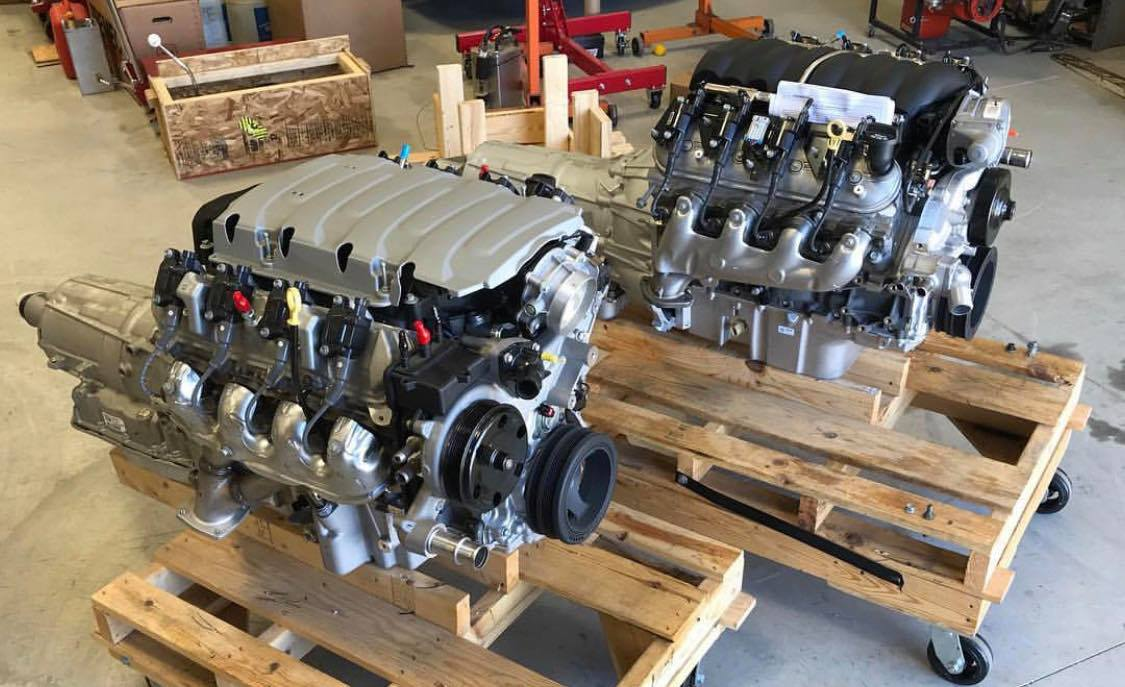 Best Crate Engines
