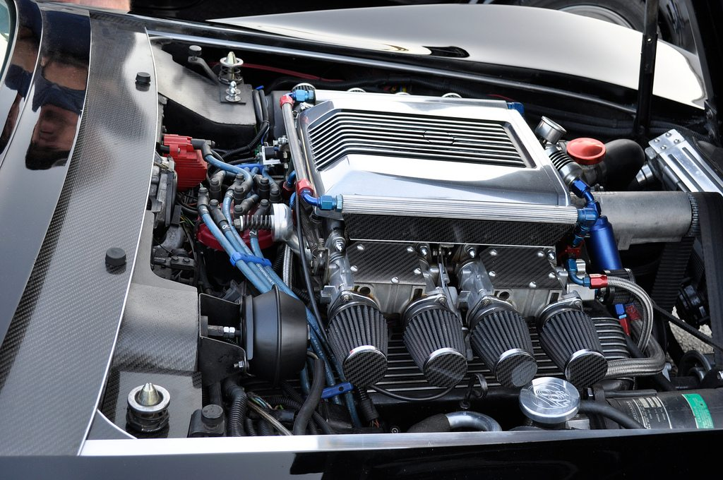 best cleaning products for engine bay