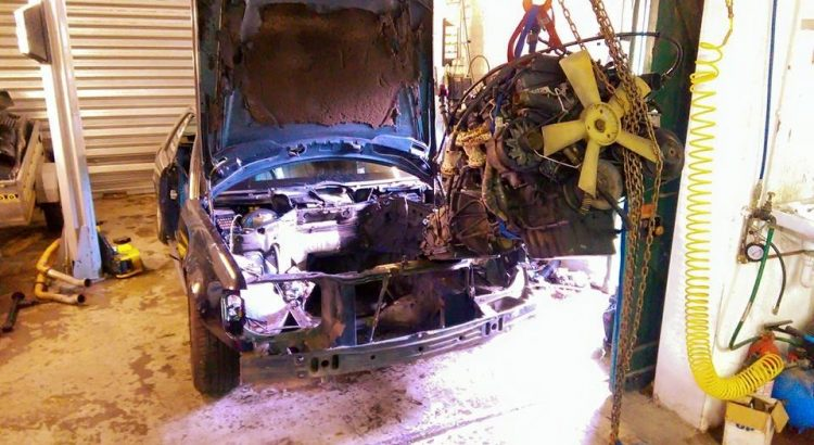 best engine hoist to remove engine from car