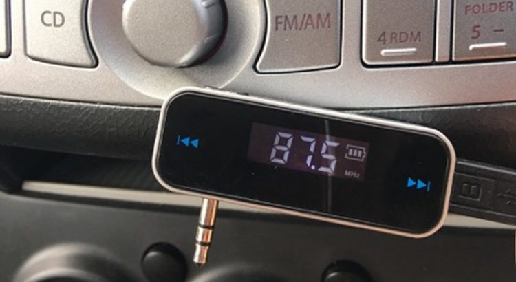 best bluetooth fm transmitter thats wireless