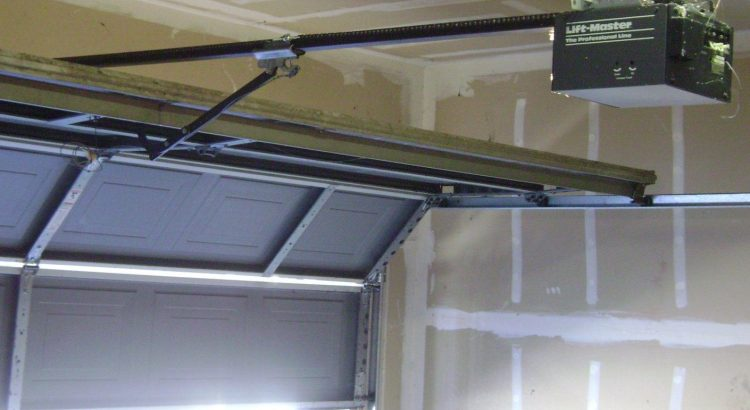 best openers for garage doors - How To Install A Garage Door Opener