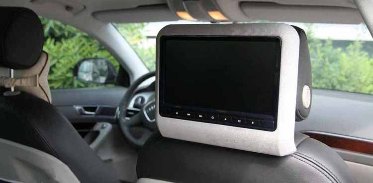 best headrest dvd player 2019 portable built in car. Black Bedroom Furniture Sets. Home Design Ideas