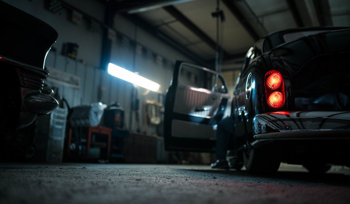 garage lighting to increase brightness