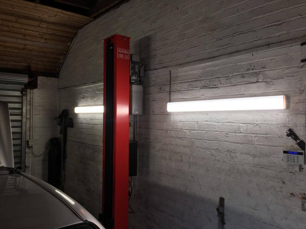 Best Garage Lighting 2019 Ideas For Led Work Lights