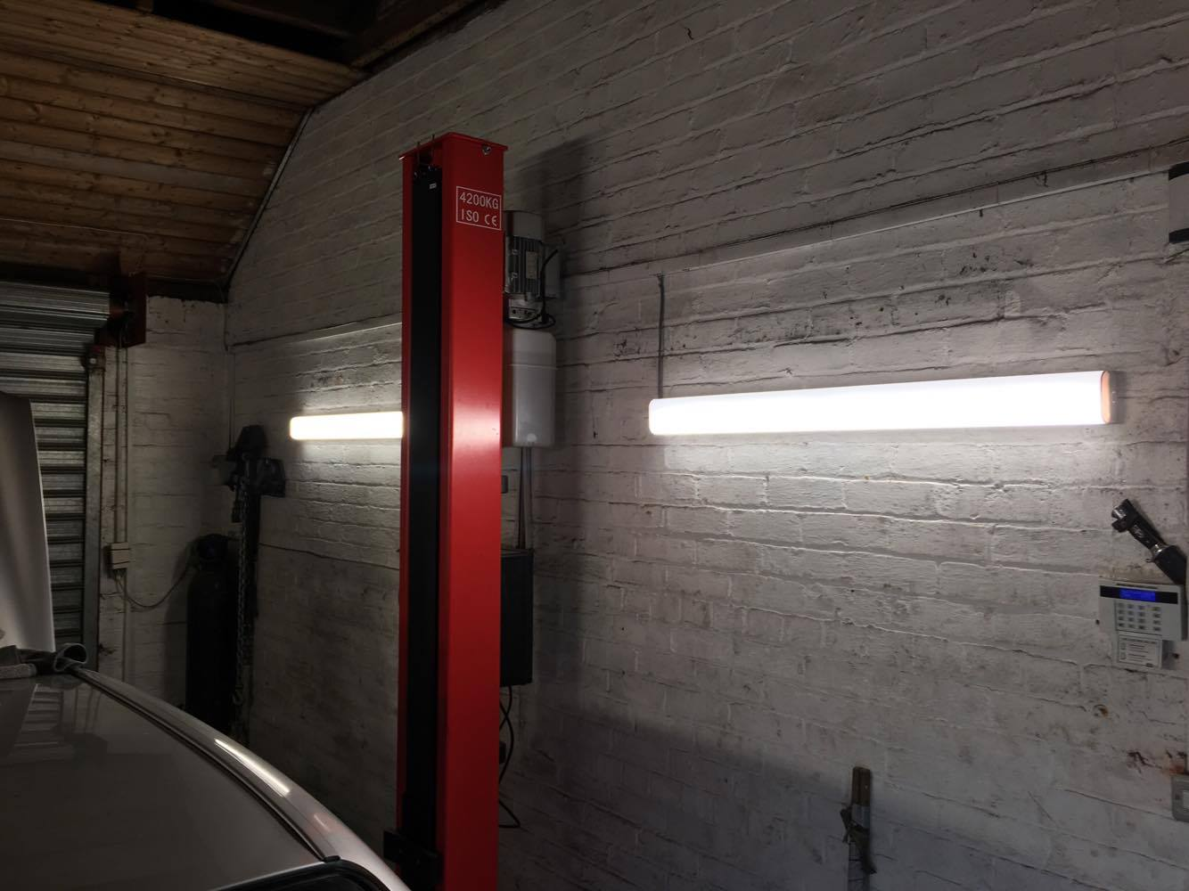 Best LED Garage Lighting