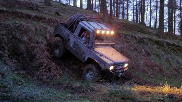 brightest lights for off road truck