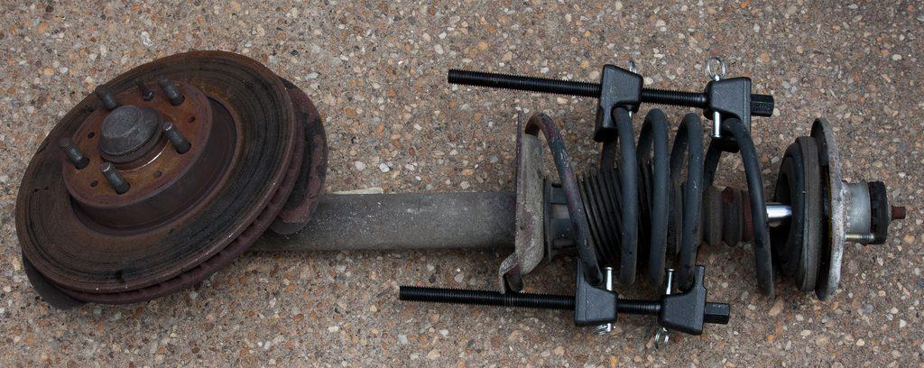 Spring Compressor Tool