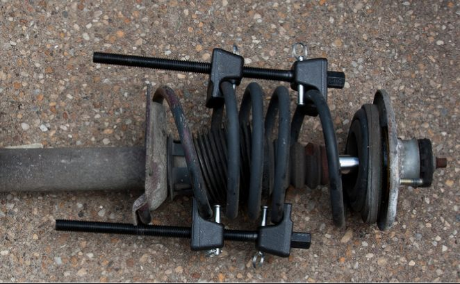How to Use a Coil Spring Compressor