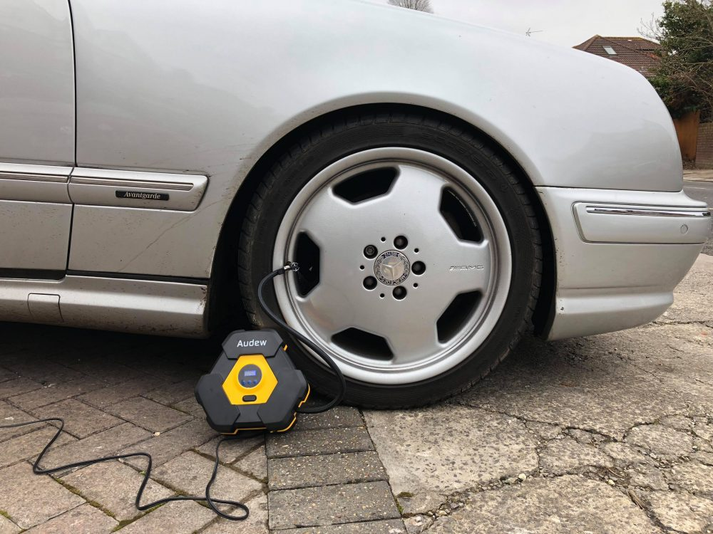 5 Best Car Tire Inflators With Gauge 2018 High Power