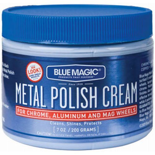 Blue Magic Cleaner : Best chrome cleaners and polishes increase car