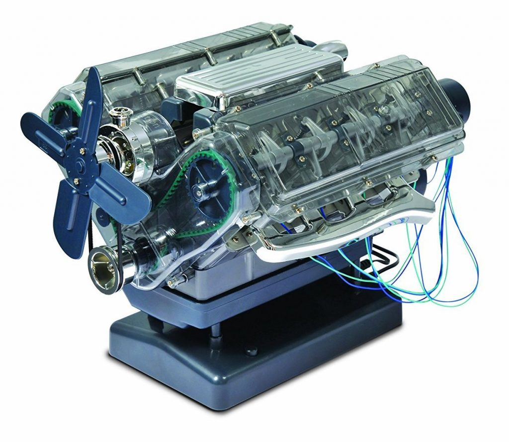 build your own engine kit gift