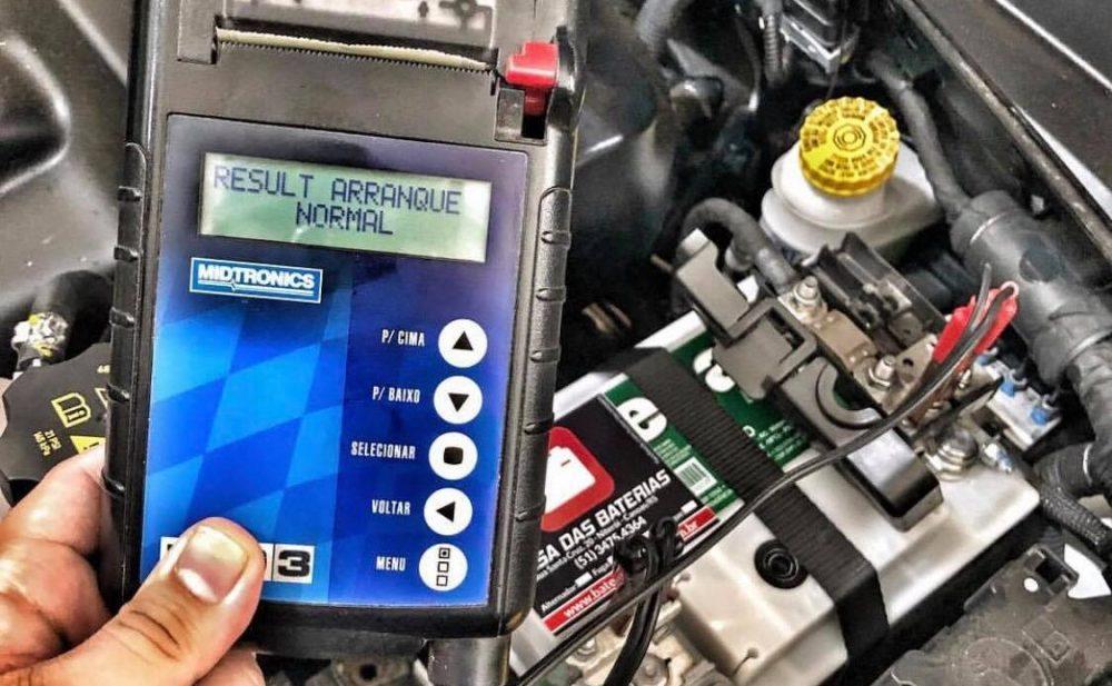 Car Battery Tester