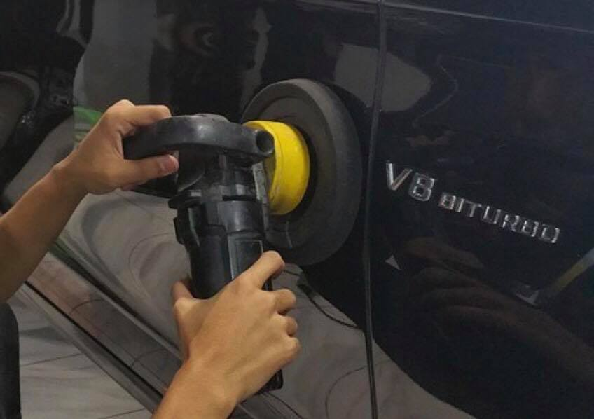 Best Car Polisher 2019 Rotary Dual Action Buffer Machine