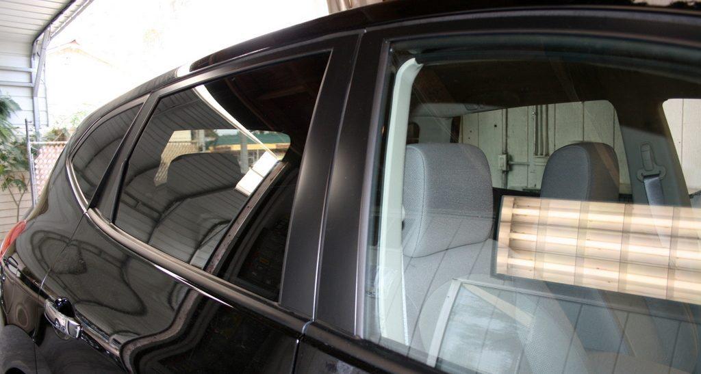 Car Tinted Windows