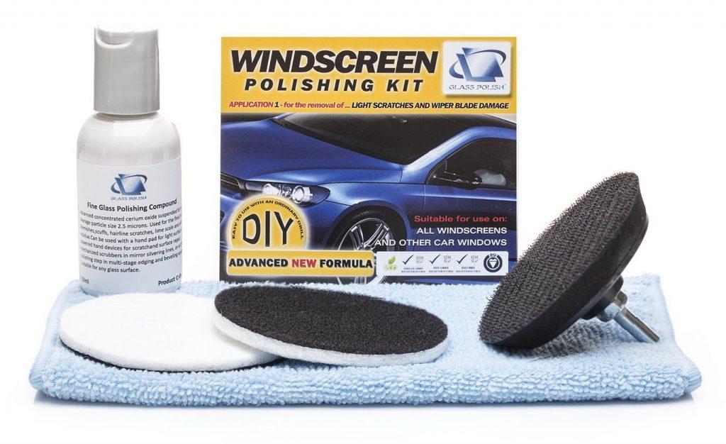 repair scratches on car windows