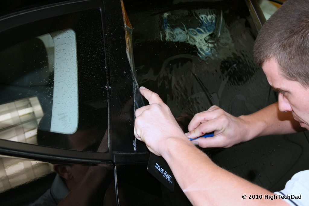 best tint shade for car windows
