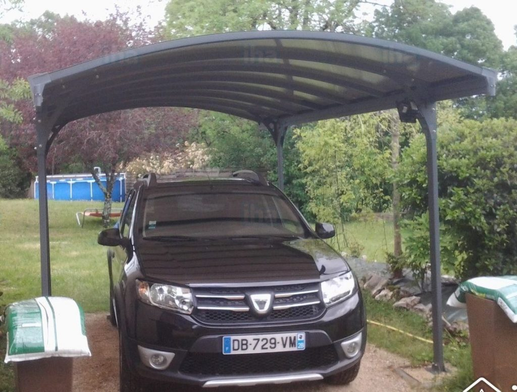 fixed carport