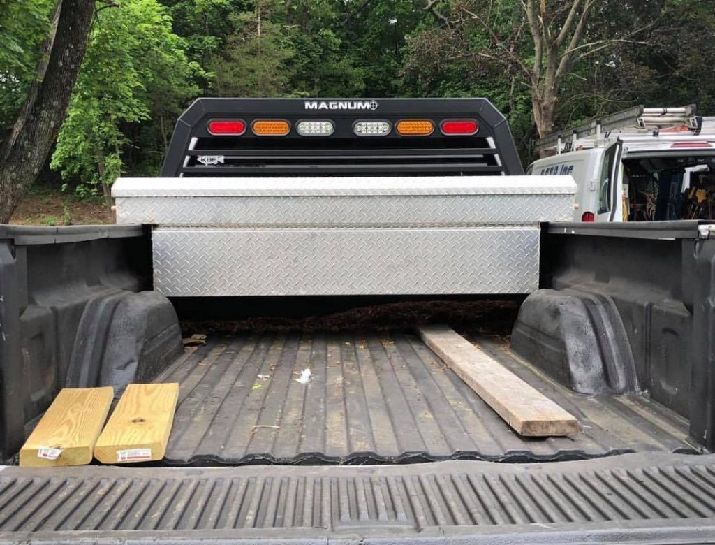 Crossover Truck Bed Tool Box