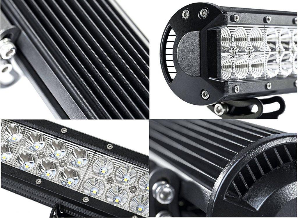 5 best off road lights for trucks bumpers windshield roof. Black Bedroom Furniture Sets. Home Design Ideas