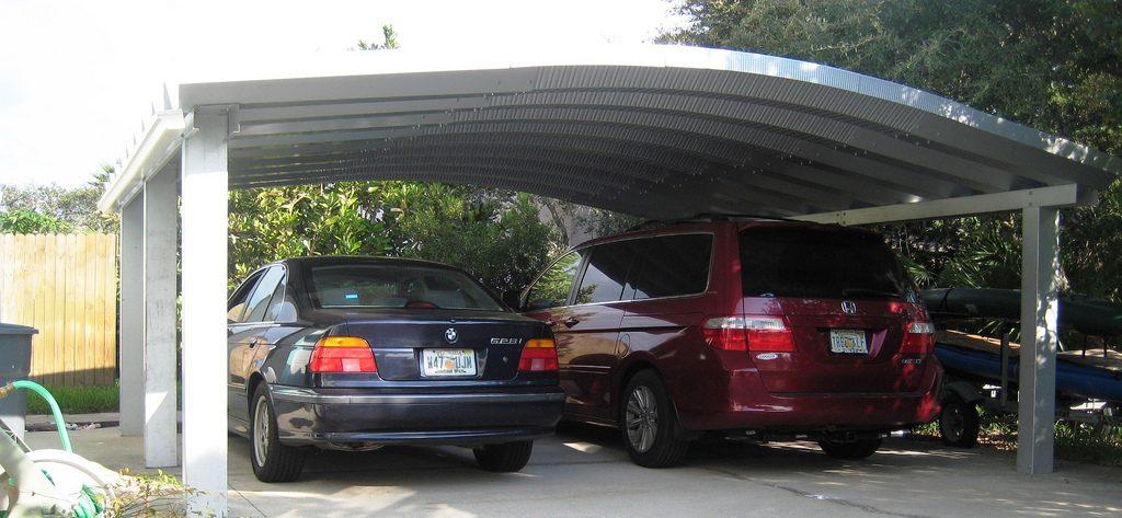 outdoor carport