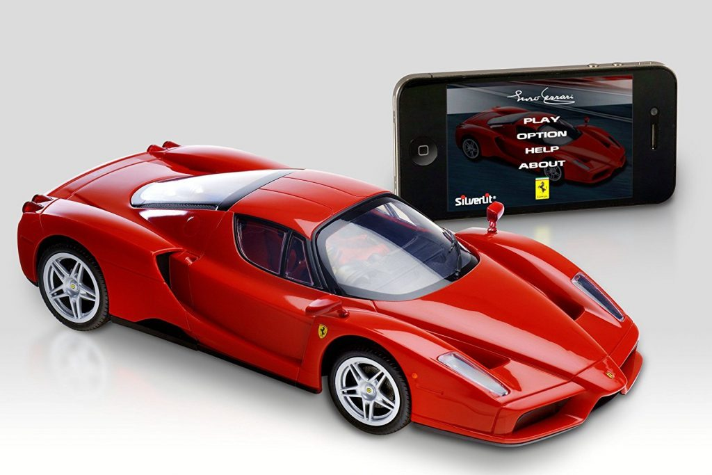 iphone or ipad controlled rc car