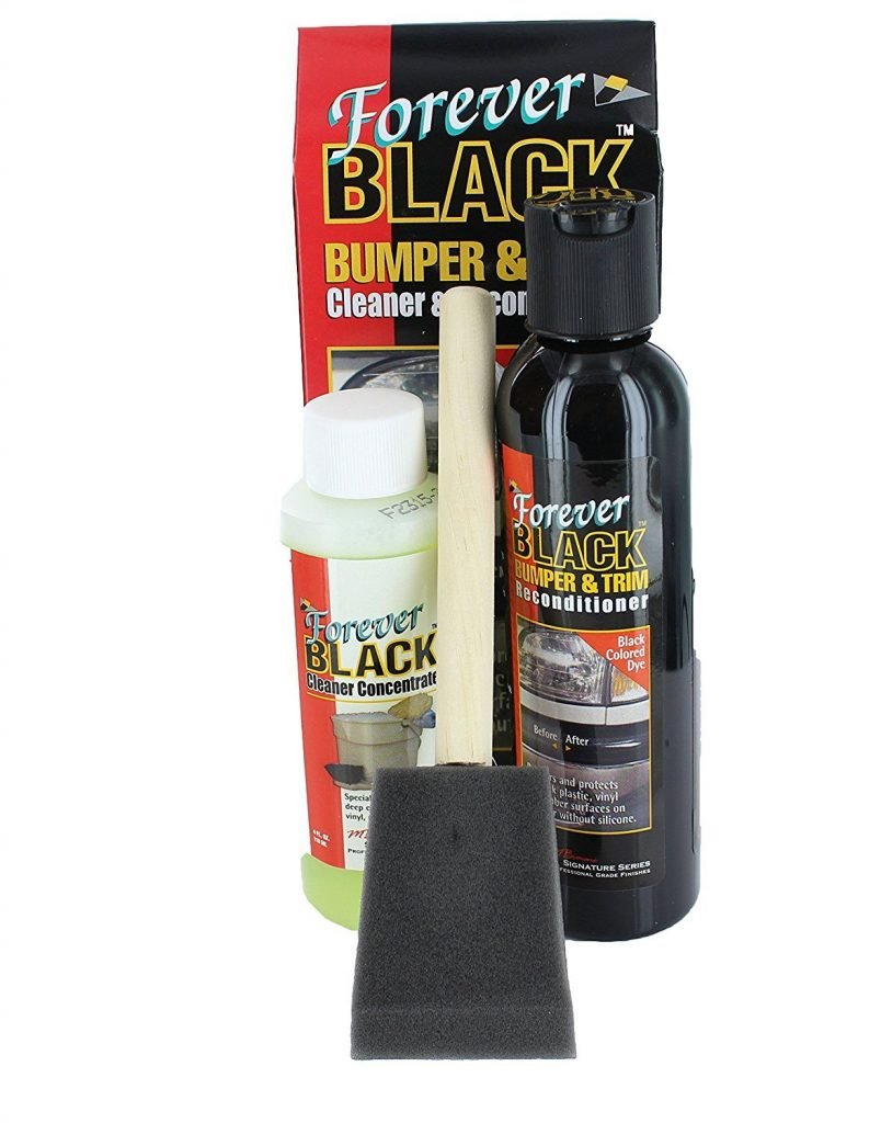 best black dye for car plastics