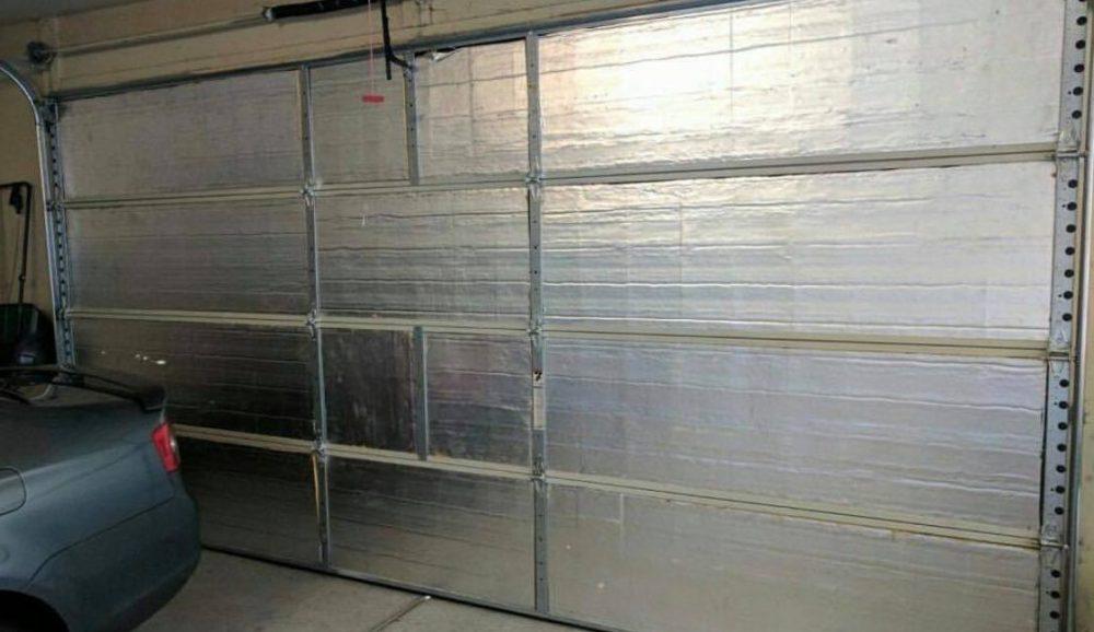 Best Garage Door Insulation
