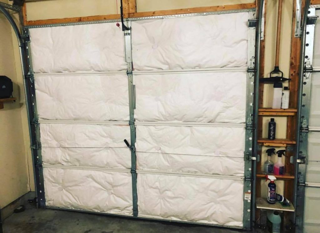 Types Of Garage Door Insulation