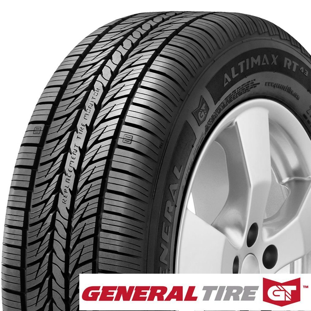 General AltiMAX snow tire reviews