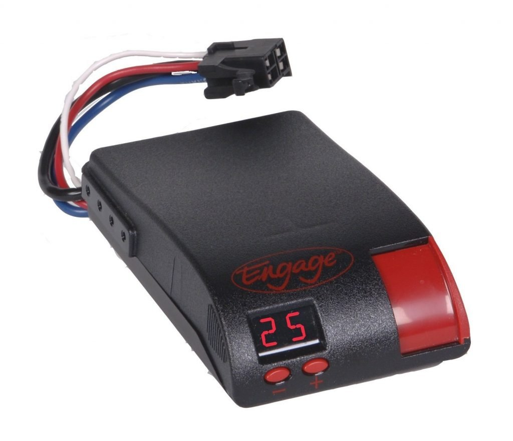 Hayes 81760 time delayed controller for trailer brakes