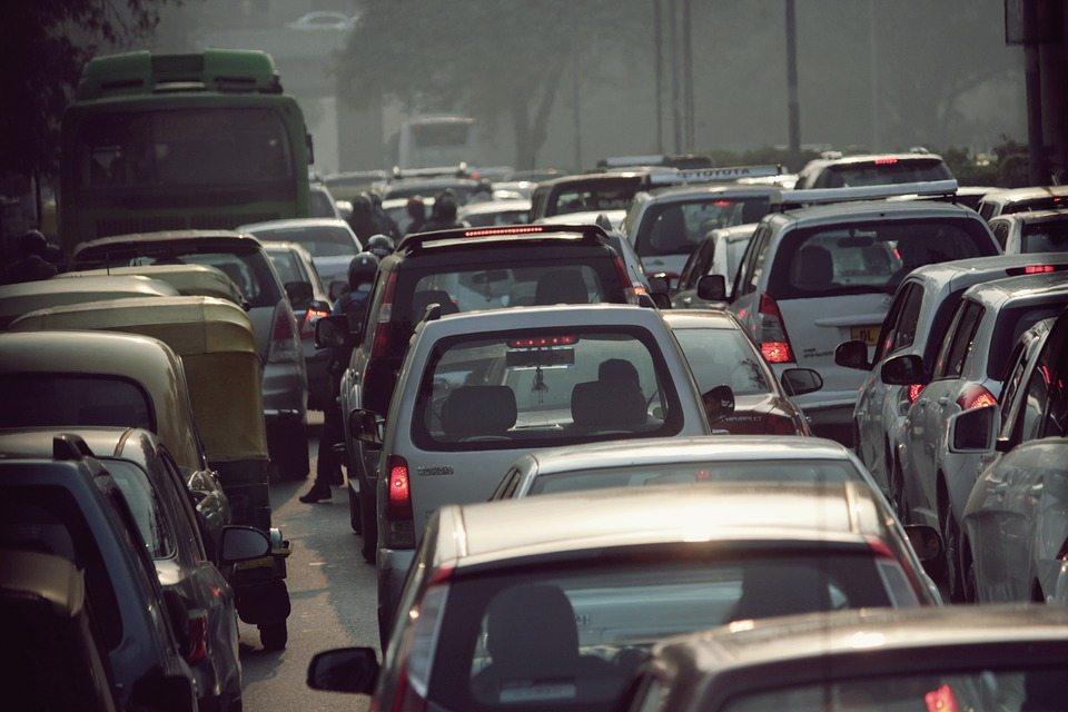 stop start system in stationary traffic