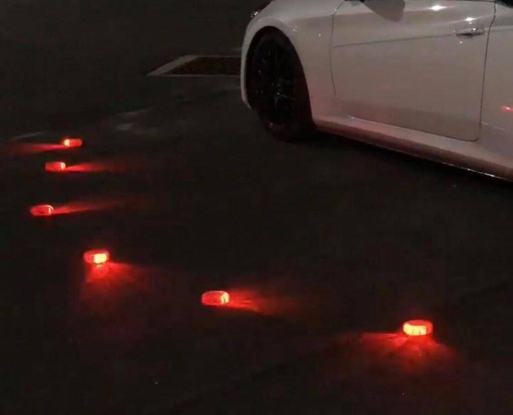 LED Emergency Road Flares