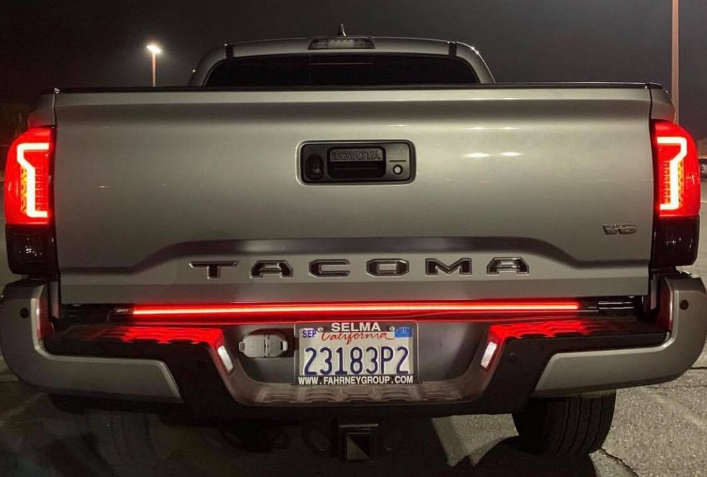 LED Light Bar For Pickup Trucks