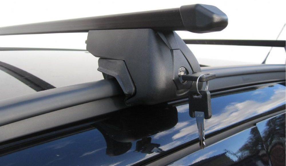keyed roof racks