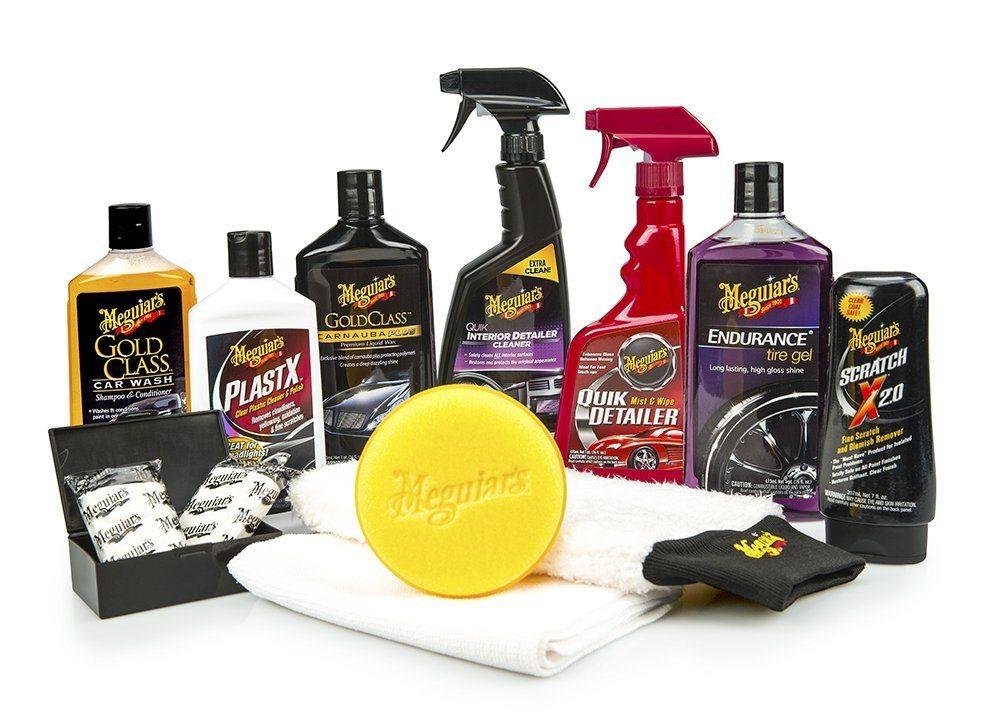 Meguiars Detaililng Kit Ideal Gift For Car Lovers